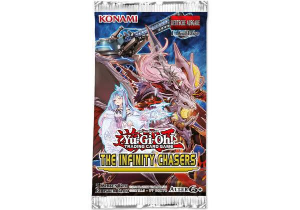 Yu-Gi-Oh! Infinity Chasers Booster 64804