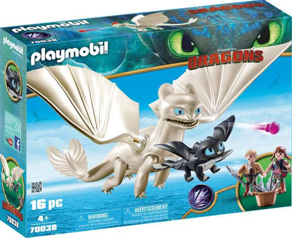 Light Fury Spielset 70038