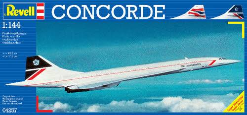 Concorde British Airways 1:144 04257 - Bild 1