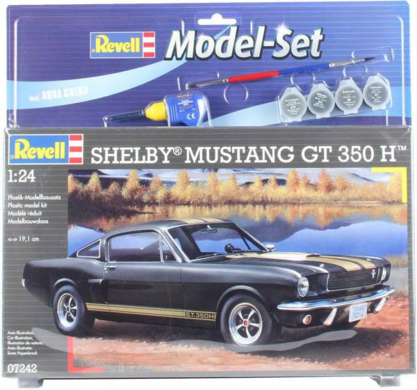 Model Set Shelby Mustang GT 350H 1:24 67242 - Bild 1