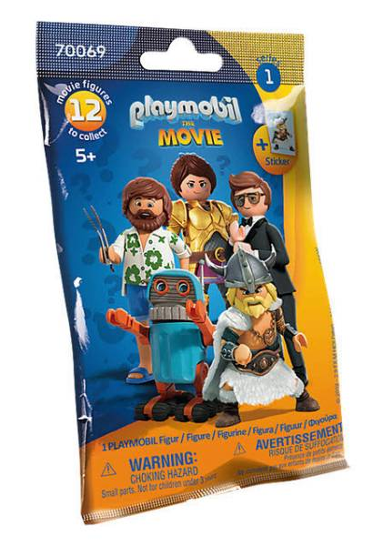THE MOVIE Figures (Serie 1) 70069