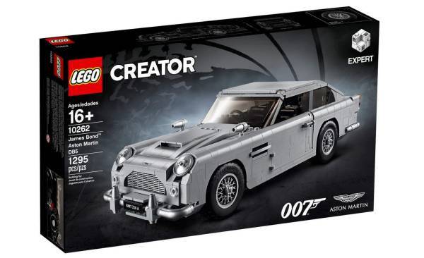 LEGO® Creator James Bond Aston Martin DB5 10262 - Bild 1