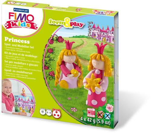 FIMO kids form & play Prinzessin 8034-06LY - Bild 1