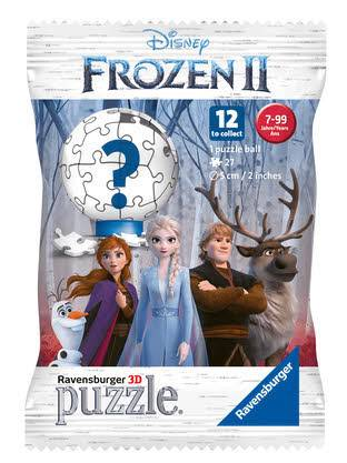 Ravensburger Puzzleball Disney Frozen2 Blindpack 27 Teile 11682