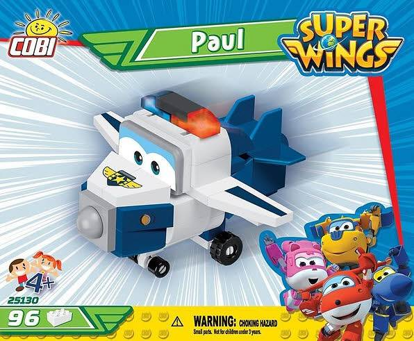 Paul Super Wings 96 Teile 25130