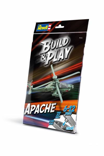Build & Play AH-64 Apache 1:100 06453 - Bild 1