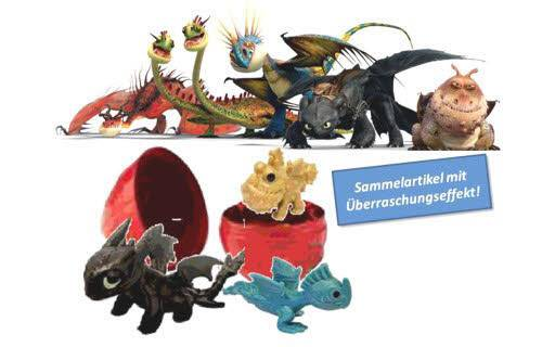 Dreamworks Dragons Sammelfiguren 12932