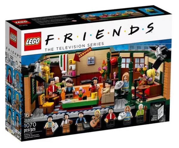 LEGO® Friends Central Perk 21319 - Bild 1