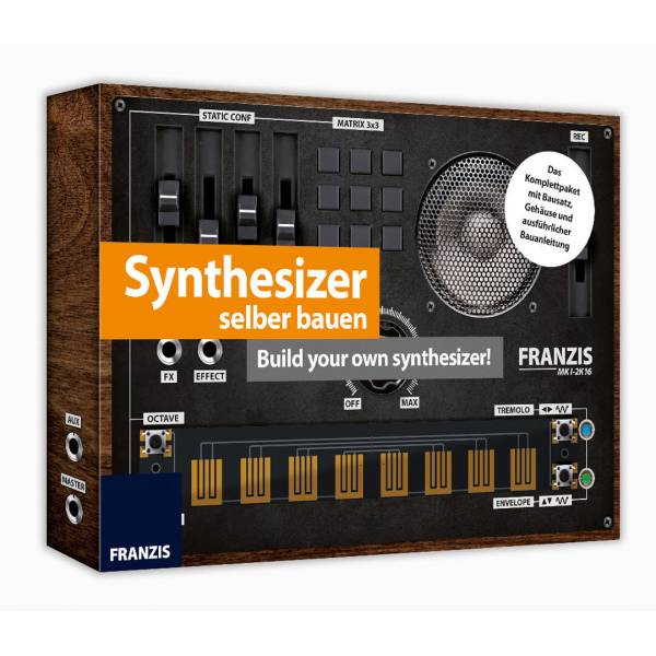 Franzis Synthesizer selber ba 504167