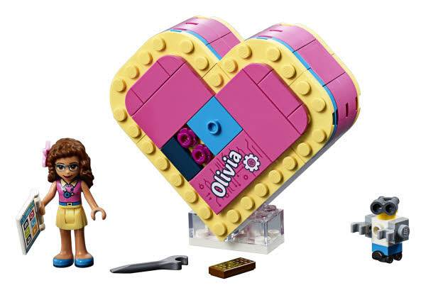 LEGO® Friends Olivias Herzbox 41357 - Bild 1