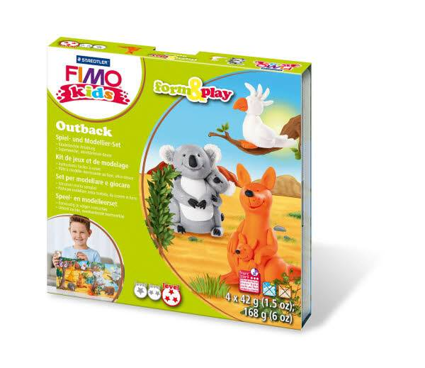 FIMO kids form & play Outback 8034 23 LY - Bild 1