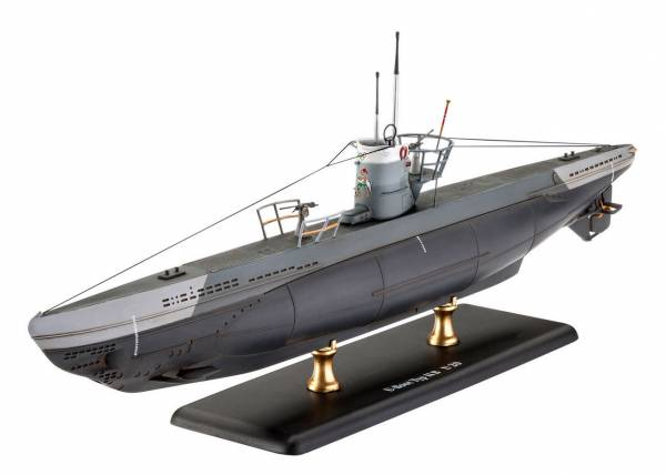 German Submarine Type IIB (1943) 1:144 05155 - Bild 1
