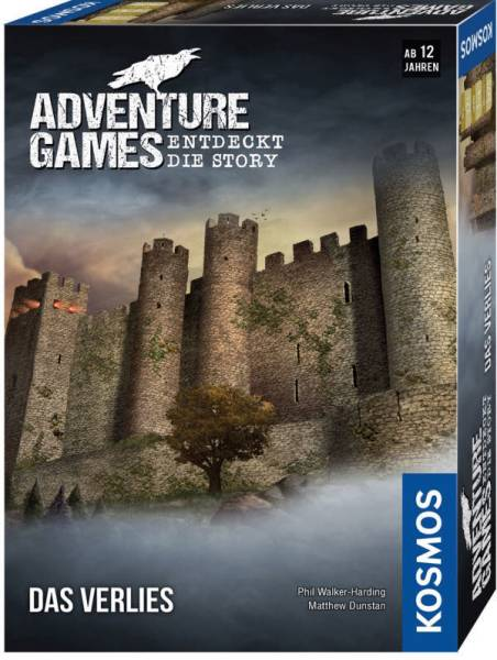 Adventure Games - Das Verlies 695088