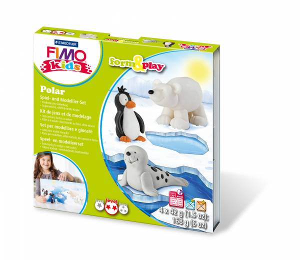 FIMO kids form & play Polar 803415LY - Bild 1