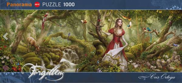 Forest Song 1000 Teile 298692