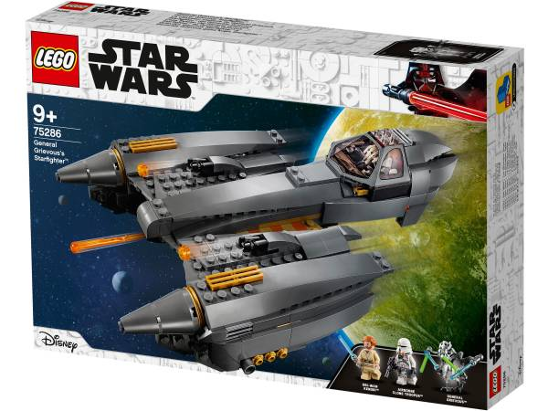 SW General Grievous Starfighter 75286 - Bild 1