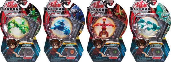 Bakugan Ultra Ball Pack 55058