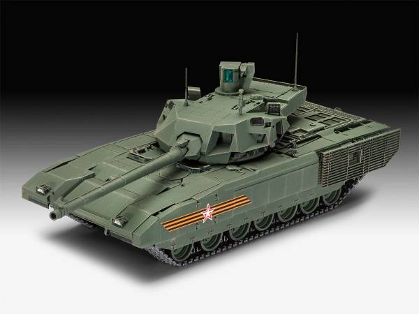 Russian Main Battle Tank T-14 1:35 03274