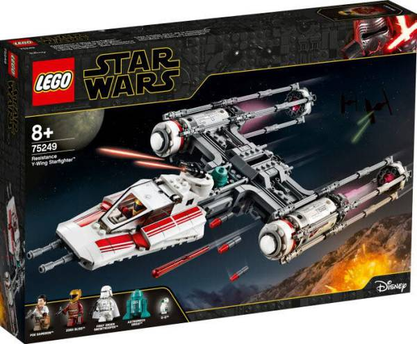 LEGO® Star Wars Widerstands Y-Wing 75249