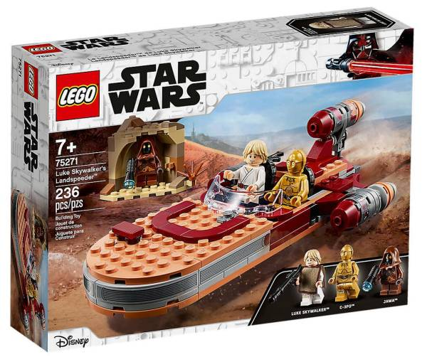 LEGO® Star Wars Luke Skywalkers Landspeeder 75271