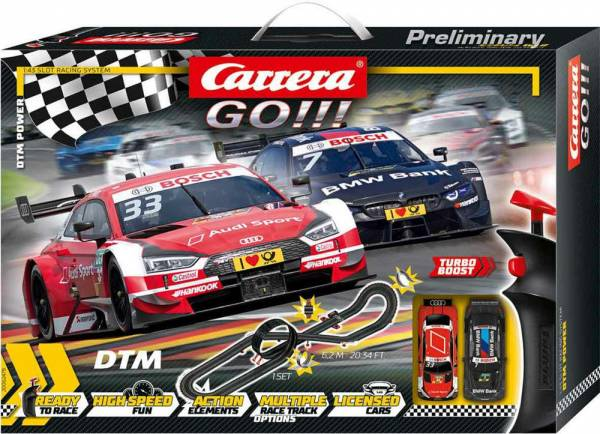 GO!!! DTM Power 6,2m 20062479
